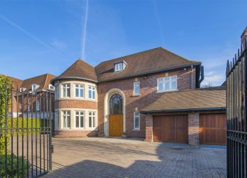 Thumbnail 8 bed detached house for sale in The Bishops Avenue, London