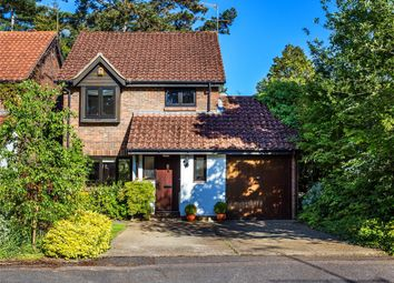 Thumbnail 3 bed detached house for sale in Briars Wood, Horley, Surrey