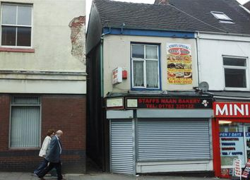 Thumbnail Commercial property for sale in Market Street, Longton, Stoke-On-Trent