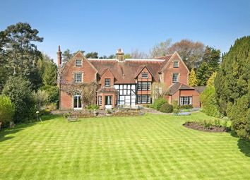 Thumbnail 5 bedroom detached house for sale in Edward Gardens, Bedhampton