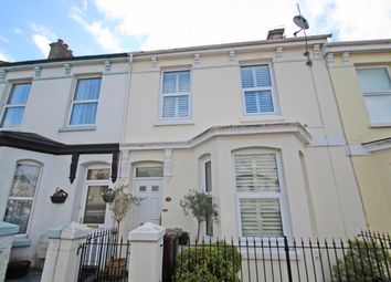 3 bed terraced house for sale in Chudleigh Road, Lipson Vale, Plymouth PL4