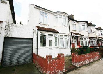 Thumbnail 4 bed semi-detached house for sale in Dersingham Avenue, London