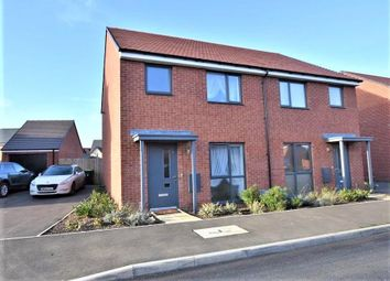 Thumbnail 3 bed semi-detached house for sale in Buckworth Drive, Wootton
