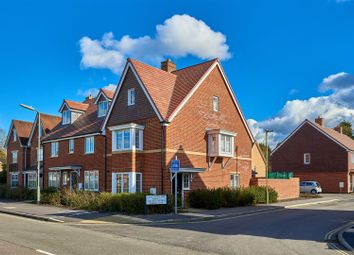 Thumbnail 4 bed detached house for sale in Edmonton Way, Liphook