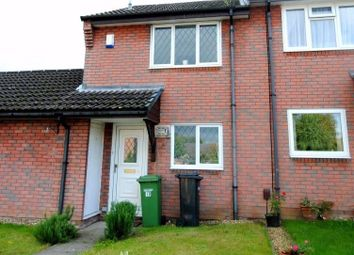 Thumbnail 2 bed end terrace house to rent in Lynn Close, West End, Southampton