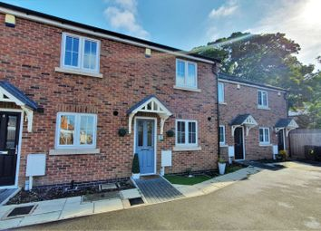 2 bed terraced house for sale in Gold Hill Court, Wigston LE18