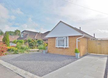 Thumbnail 2 bed semi-detached bungalow for sale in Farm Edge Road, Stubbington, Fareham