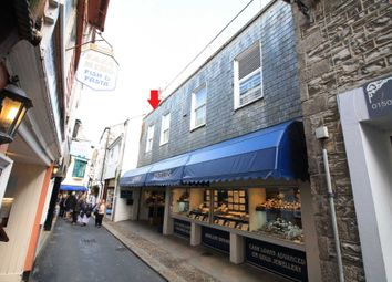 Thumbnail 2 bed flat for sale in Higher Market Street, East Looe, Looe