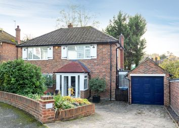 Thumbnail 3 bed detached house for sale in Lexington Court, Purley