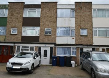 Thumbnail 4 bed town house for sale in Swan Road, Southall, Greater London