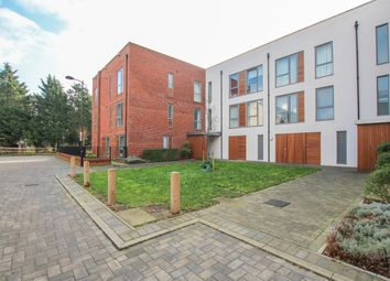 Thumbnail 2 bed flat for sale in Spring Drive, Trumpington, Cambridge