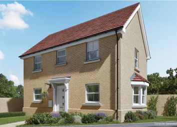3 bed detached house for sale in London Road, Attleborough, Norfolk NR17