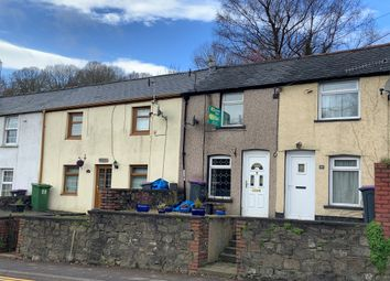 Thumbnail 2 bed terraced house for sale in Snatchwood Road, Abersychan, Pontypool