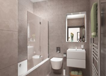 Thumbnail 3 bed flat for sale in Dwight Road, Watford
