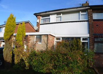 Thumbnail 3 bed semi-detached house for sale in St. Pauls Hill Road, Godley, Hyde