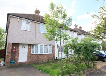 Thumbnail 3 bed semi-detached house for sale in Oxford Drive, Ruislip