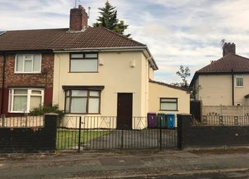 Thumbnail 3 bedroom town house for sale in Prestwood Crescent, Knotty Ash, Liverpool