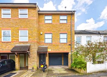 Thumbnail 3 bed end terrace house for sale in Chiswick Road, London
