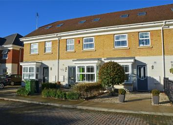 Thumbnail 3 bed terraced house for sale in Strawberry Court, Deepcut, Camberley, Surrey
