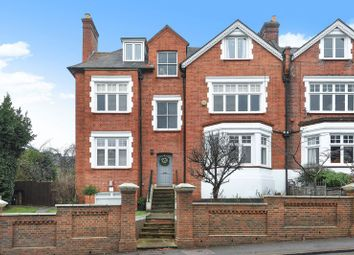 Thumbnail 2 bed flat for sale in Leopold Road, Wimbledon, London