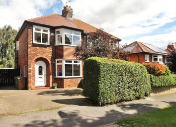 Thumbnail 3 bed detached house for sale in Tranby Avenue, Hessle