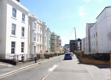 Thumbnail 3 bed maisonette to rent in Radnor Place, Plymouth