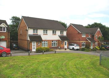 Thumbnail 3 bed semi-detached house for sale in Ton View, Kenfig Hill