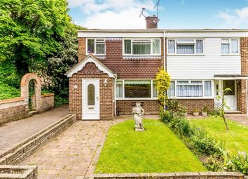 Thumbnail 3 bed terraced house for sale in Derby Road, Chatham