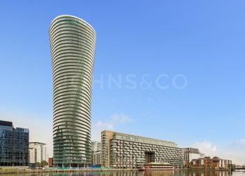 Thumbnail 2 bedroom flat for sale in Limeharbour, London