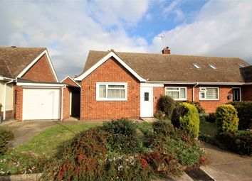Thumbnail 2 bed semi-detached bungalow for sale in Winfrith Road, Ipswich
