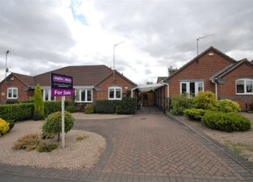 Thumbnail 2 bed bungalow for sale in Brooks Lane, Coalville