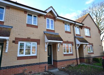 Thumbnail 2 bed terraced house to rent in Fitzgerald Close, Ely
