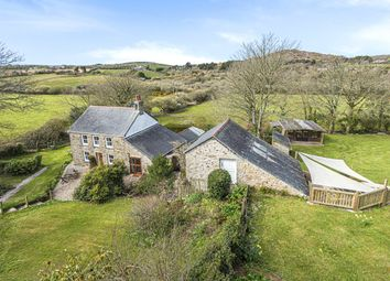 + 1 Bedroom Annexe, Nr St Ives, Lelant Downs, Cornwall TR27. 3 bed detached house for sale