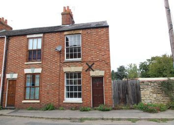 Thumbnail 2 bed end terrace house for sale in Park Road, Stony Stratford, Milton Keynes