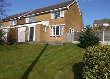 Thumbnail 4 bed detached house for sale in Stalyhill Drive, Mottram Rise, Stalybridge