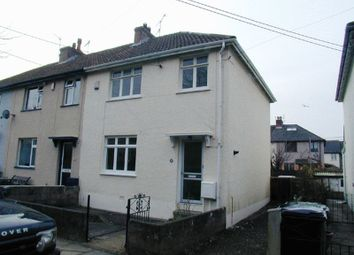 Thumbnail 3 bed terraced house to rent in Orchard Road, Barnstaple