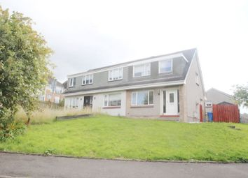Thumbnail 4 bed semi-detached house for sale in 1, Tanzieknowe Road, Cambuslang G728Rd