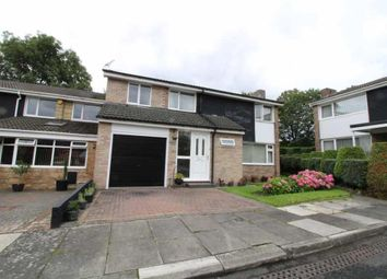 Thumbnail 5 bed detached house for sale in St. Austell Close, Cheviot View Estate, Newcastle Upon Tyne