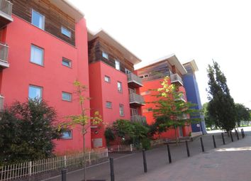 Thumbnail 2 bed flat for sale in Cubitt Way, Peterborough