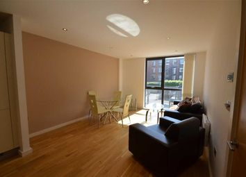 Thumbnail 1 bedroom flat to rent in Flint Glass Wharf, Manchester City Centre, Manchester