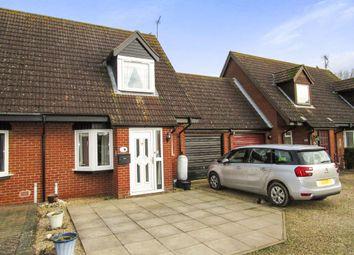 Thumbnail 2 bed terraced house for sale in Jubilee Road, Heacham, King's Lynn