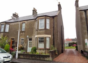 Thumbnail 2 bed flat to rent in Main Street, Upper Largo, Leven