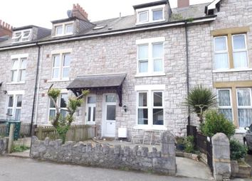 Thumbnail 4 bed terraced house for sale in Rhiw Bank Terrace, Colwyn Bay, Conwy