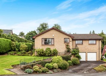 Thumbnail 4 bed detached bungalow for sale in Welsh Gardens, Bridge Of Allan, Stirling