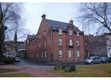 Thumbnail 2 bed flat to rent in Weighhouse Close, Paisley PA1,