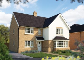 "Thumbnail 5 bed detached house for sale in ""The Arundel"" at Duffet Drive, Winnersh, Wokingham"