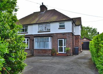 Thumbnail 3 bed semi-detached house for sale in Hodge Lane, Hartford