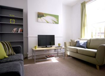 Thumbnail 4 bedroom terraced house to rent in Wellington Street, City Centre, Nottingham
