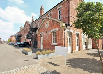 Thumbnail 1 bed flat for sale in Stable Road, Colchester, Essex