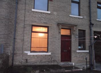 Thumbnail 2 bed terraced house for sale in Clements Street, Bradford
